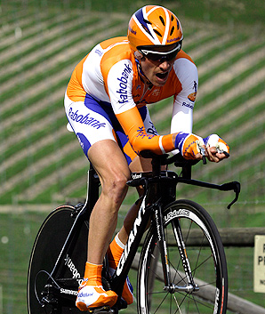Grischa Niermann admitted to using EPO from 2000-2003 while racing for the Rabobank team.