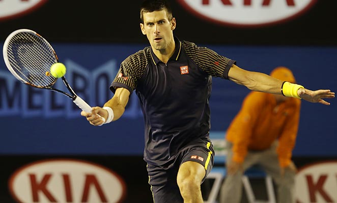 Top-ranked Novak Djokovic hopes to become the fifth active player to capture the career Grand Slam.