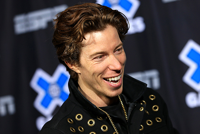 Shaun White is taking time off from skateboarding to work on his snowboarding routines ahead of the 2014 Sochi Olympics.