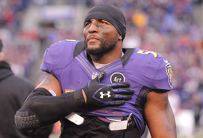 The attention Ray Lewis has received this postseason has left some conflicted about his legacy.