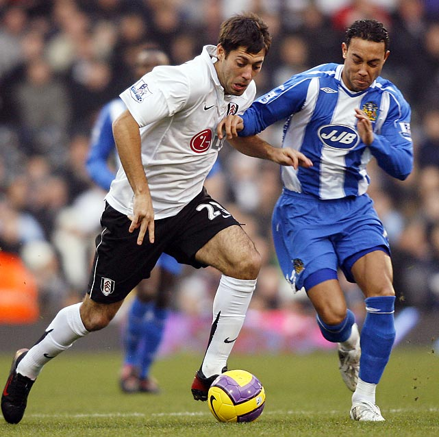 In one of the best moves in the history of the Januarytransfer window, Dempsey went on to be one of Fulham's stars, helping the club avoid relegation and finish in the top half of the Premier League for three of the past four seasons. By the time he was sold to Tottenham in August 2012 for _6 million, he had scored 58 goals for Fulham in all competitions.