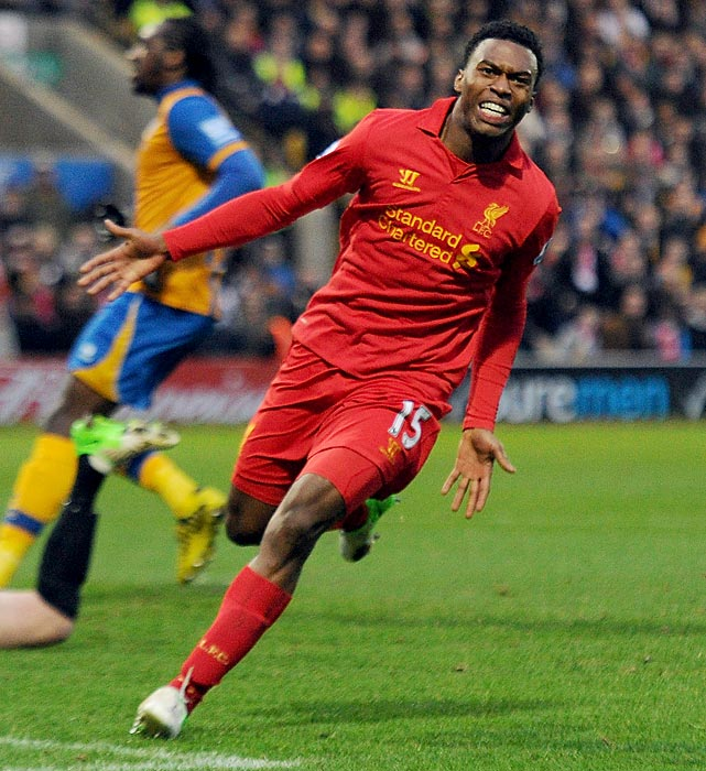 The 2012-13 season was supposed to be the year Daniel Sturridge cemented place at Chelsea. After all, he had scored 11 PL goals for the Blues the season before. Instead, though, Sturridge started just one Premier League game this season and was sold to Liverpool for �12m.
