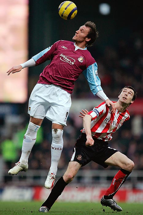 After having signed Dean Ashton from Crewe Alexandra for �3 million, Norwich City made a hefty profit when they sold him to West Ham a year later. Ashton made just 46 PL appearances for the Hammers before abruptly retiring in December 2009.