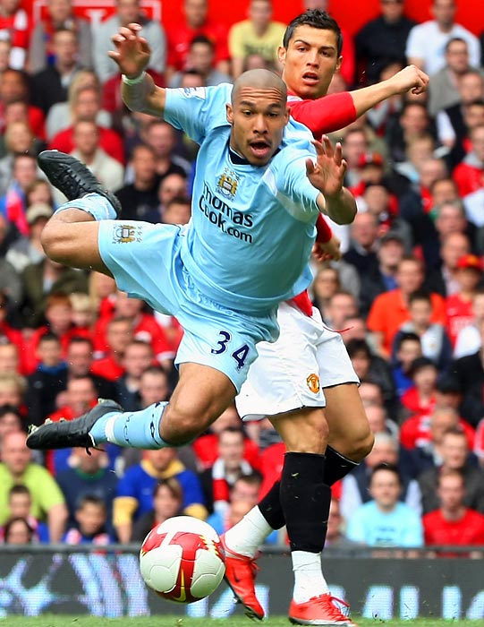 For two-and-a-half years after signing with Manchester City, Nigel De Jong was a fixture in the City lineup, starting 30 games in both the 2009-10 and 2010-11 seasons. His contributions decreased the following year, and the defensive midfielder was sent to AC Milan for �3.5 million in August 2012.