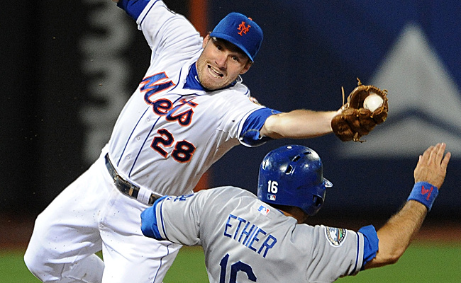Daniel Murphy (28) had asked for $3.4 million in arbitration and had been offered $2.55 million.