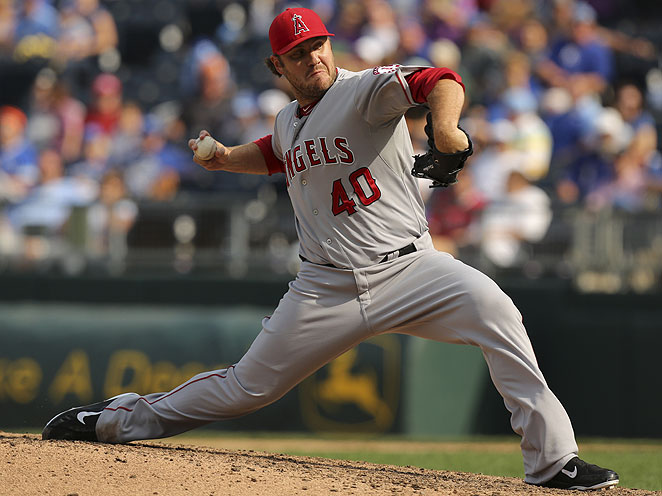Kevin Jepsen was the Angels' last arbitration-eligible player of this offseason.