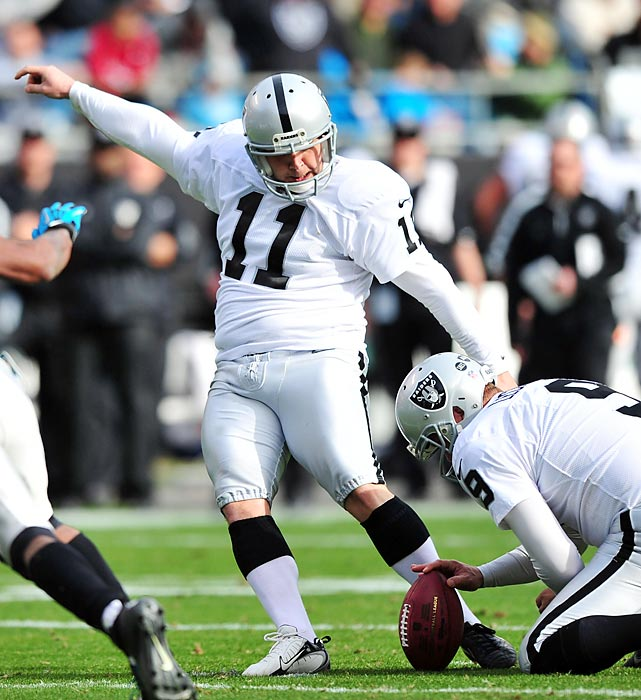 The Bay Area loves its special teamers. The Oakland Raiders pay $4 million each to kicker Sebastian Janikowski and punter Shane Lechler, while San Francisco 49ers kicker David Akers gets $3 million and punter Andy Lee earns $3.1 million.