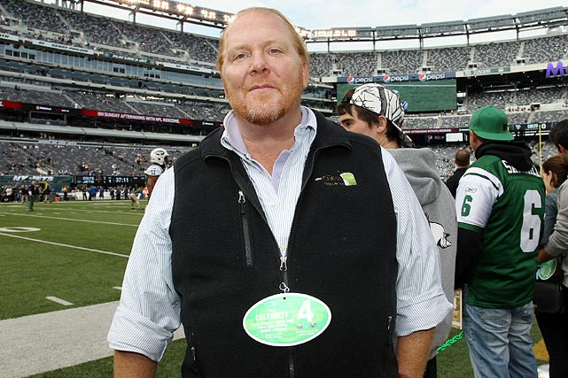 Jets vs. Colts Oct. 14, 2012 at MetLife Stadium in East Rutherford, NJ