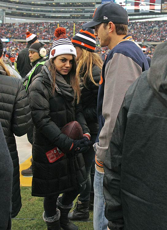 Bears vs. Packers Dec. 16, 2012 at Soldier Field in Chicago