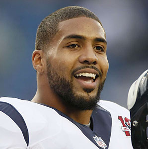Arian Foster denied a report that he may have a heart procedure for an irregular heartbeat.