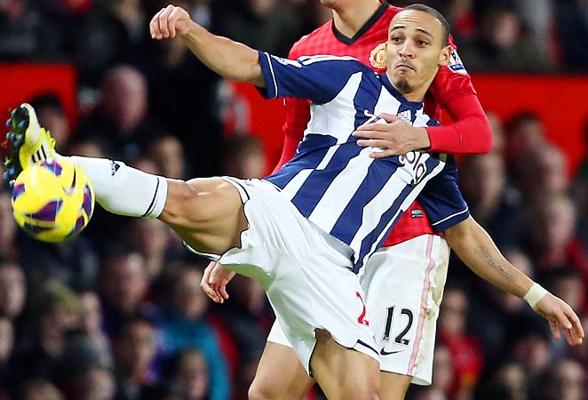 Peter Odemwingie was so convinced he was moving he drove to QPR from West Brom.