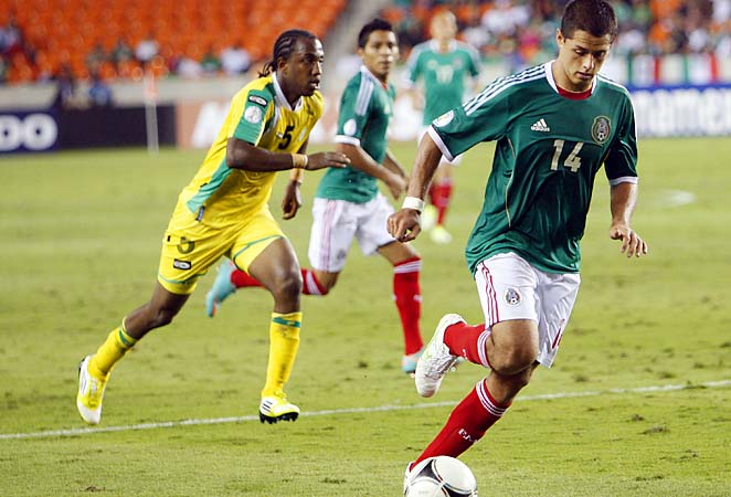 Javier Hernandez and Mexico are set to play in the Confederations Cup this summer.