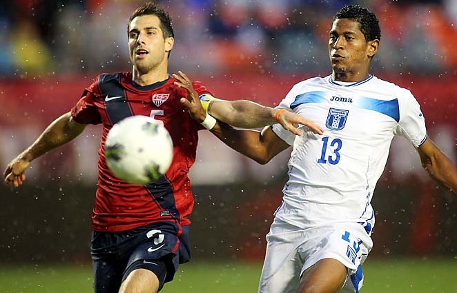 Will Carlos Bocanegra keep his starting job (and the captain's armband) through 2013?