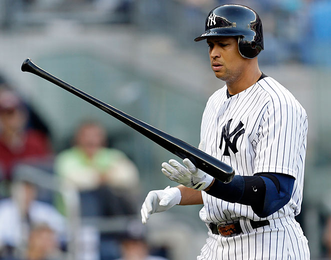 Alex Rodriguez was implicated in a report last week alleging he was given performance-enhancing drugs from 2009-12.