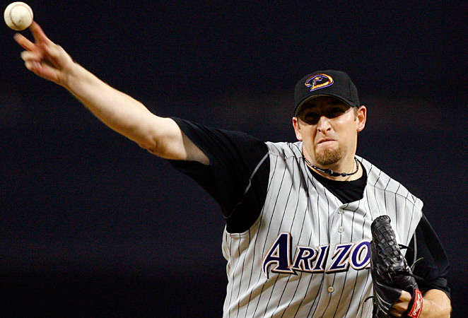 Brandon Webb hasn't pitched in the majors since 2009 because of shoulder problems.