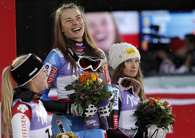 Maze is the first Slovenian skier to win a world championship gold medal in a speed event.