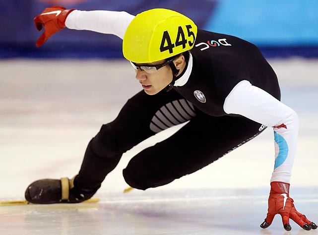 Celski takes the mantle as the top U.S. short track skater with Apolo Ohno and Katherine Reutter retired (though Ohno could come back). Celski won two bronze medals in Vancouver.