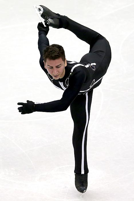 Aaron was the breakthrough of January's figure skating nationals, landing two quadruple jumps in his free skate to win his first U.S. title.