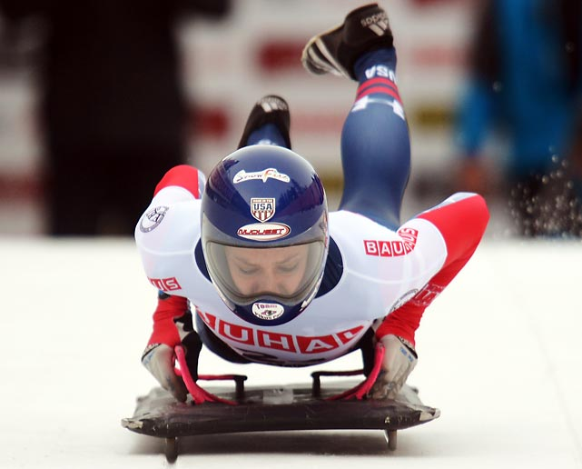 Pikus-Pace retired after finishing fourth in Vancouver but came back last year with a fury. She won silver at the world championships.