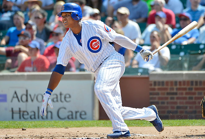 Starlin Castro has been remarkably consistent and looks like a top-tier fantasy shortstop this season.