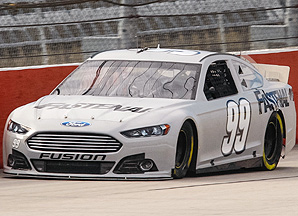 Carl Edwards said the new car was much faster, and that drivers could expect better handling and tighter racing.