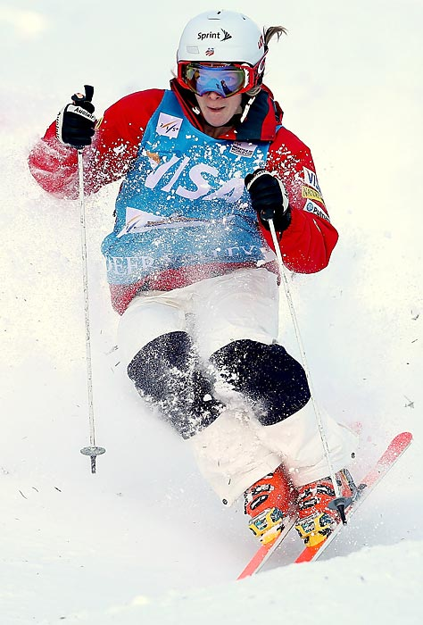 Kearney has had dominant stretches and injury issues since her 2010 Olympic gold medal in moguls. The three-time Olympian would be the first moguls skier, man or woman, to win two Olympic golds.