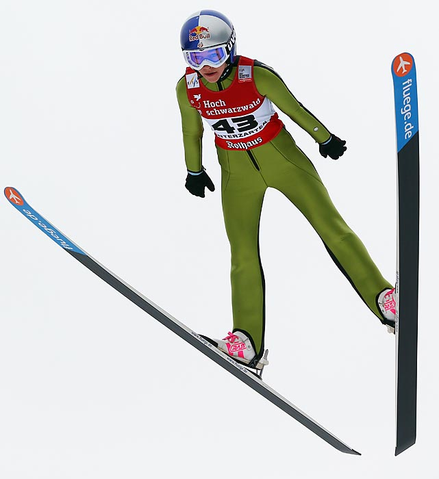 Sarah Hendrickson already knows what it takes to win on the Olympic ski jumping hill in Sochi -- she won the World Cup event held on the mountain.