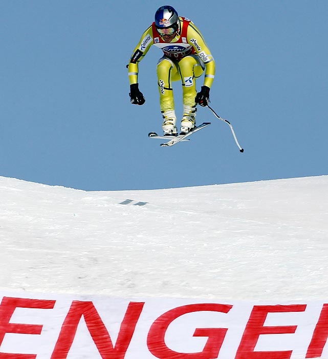 Svindal has dominated the super-G event on the World Cup circuit this season, winning three events and finishing third at the world championships. He could medal in multiple events at the Games.