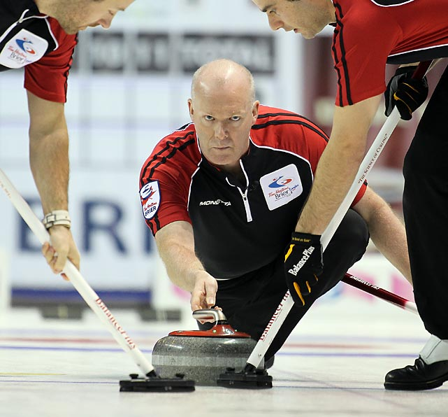 Glenn Howard, 50, has won a record seven straight Ontario provincial curling championships, and 14 total. He claimed the 2012 world title, and is on track to secure an Olympic berth.