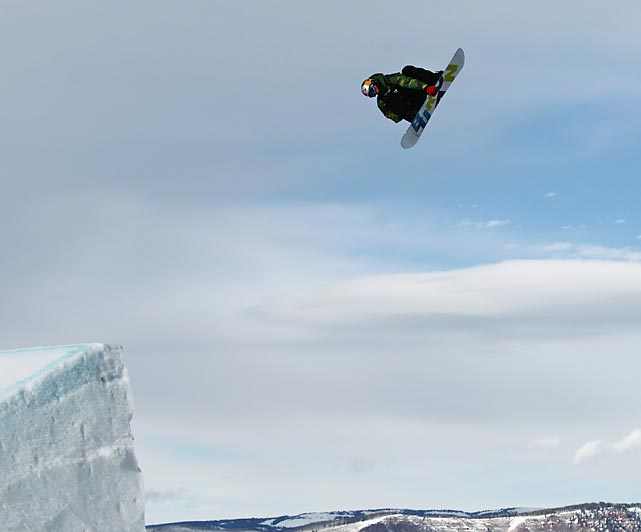 Mark McMorris defending his gold medal in the snowboarding slopestyle event at the Winter X Games in 2013, and he'll be looking to win a first Olympic medal in this event.