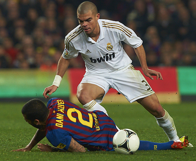 Pepe has been recovering from right ankle surgery over the last five weeks.