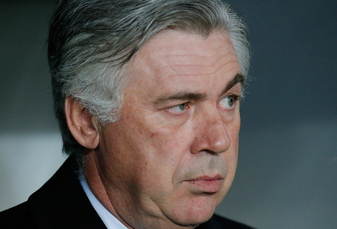 Carlo Ancelotti has been with PSG for over a year and his team is currently in first in the French league.