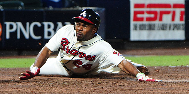 Michael Bourn hasn't been able to score a free-agent deal despite being one of the game's best all-around players.