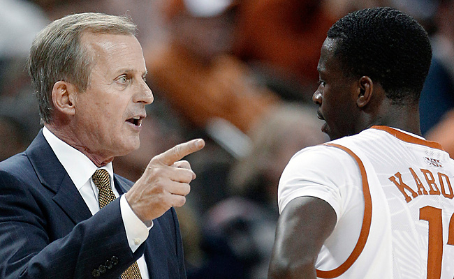 Coach Rick Barnes says Myck Kabongo will be in the starting lineup Wednesday against Iowa State.