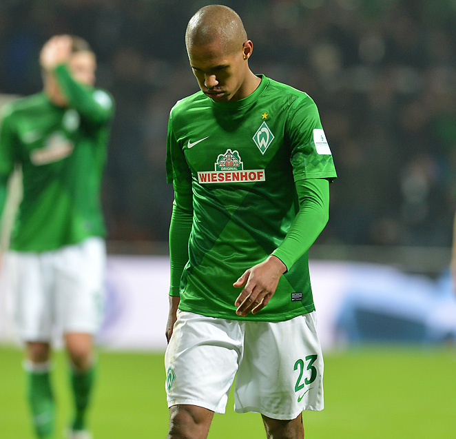 Czech national Gebre Selassie suffered a serious setback in his first season at Werder Bremen.