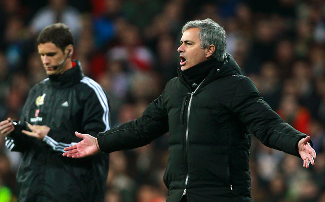 Jose Mourinho has had a rocky season in what many think will be his final season in Madrid.