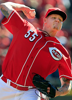 After going 14-4 with a 3.48 ERA in his first season with the Reds, Mat Latos will ink a new two-year deal for $11.5 million with the club.