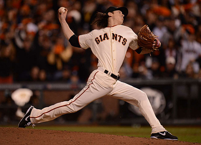 The Giants should have a good indication in camp as to whether Tim Lincecum is back to his old self.