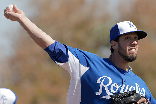 James Shields could be the closest thing to the Royals have had to a true ace in years.