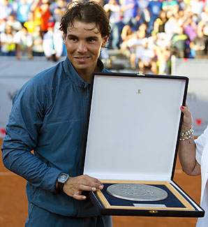 Rafael Nadal said it should be made public which players are drug tested and how frequently.