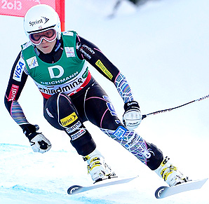 Julia Mancuso won gold in the 2006 Olympic giant slalom, but hasn't been on a podium since.