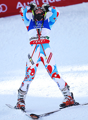 "France's Tessa Worley calls her giant slalom gold medal ""a dream come true."""