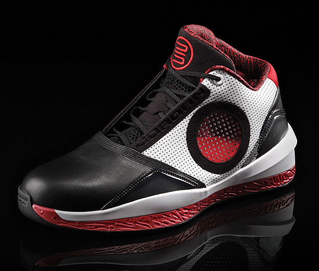 "For Air Jordan's 25th anniversary Nike released the Air Jordan 2010, a shoe with a unique translucent window that reflected Jordan's ability to ""see through opponents""."