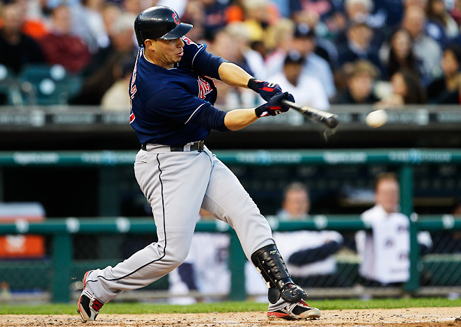 Cleveland's Asdrubal Cabrera will be overvalued in drafts because he plays a shallow fantasy position.