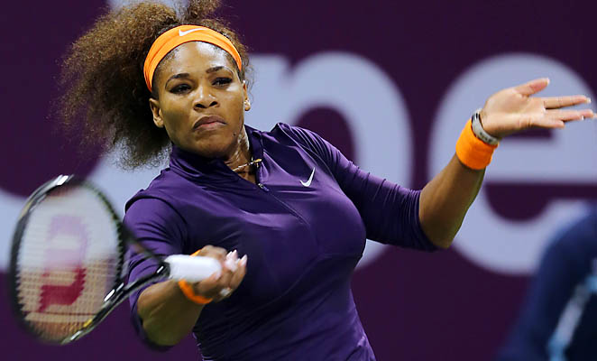 Serena Williams could have taken over No. 1 in Melbourne had she not lost to Sloane Stephens.