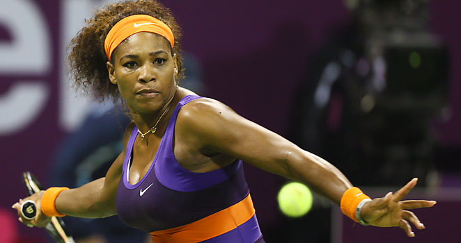 Serena Williams will be No. 1 for the first time since 2010 when the rankings come out Monday.
