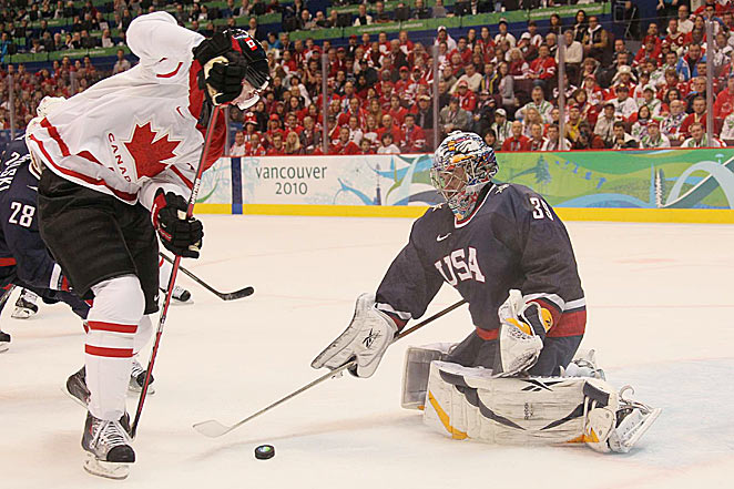 If NHL players are cleared to go, Ryan Miller may be back in net for Team USA at Sochi.