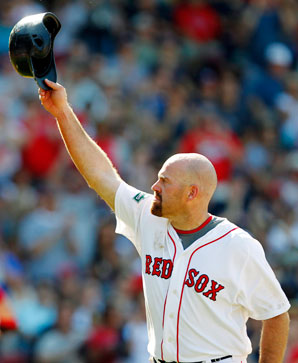 Kevin Youkilis was traded from the Red Sox to the White Sox last June before signing with the Yankees in the offseason.
