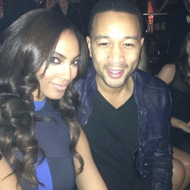 John Legend and I! #cooldude #humble
