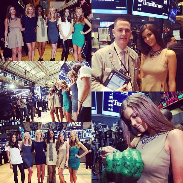 New York Stock Exchange... @NYSEEuronext